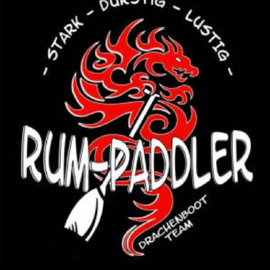 "ABC Drachenboot ""Rum-Paddler"""