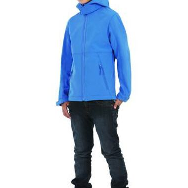 Hooded Softshell Jacket